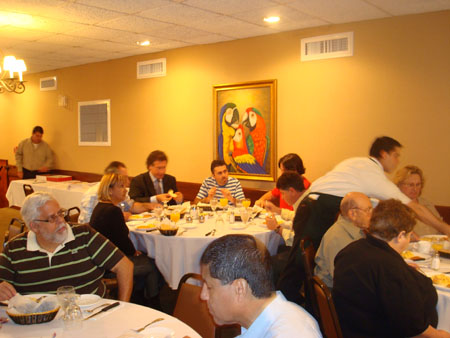 One of the 1st Meetings in 2008